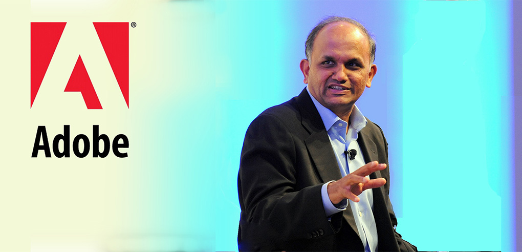 USA Today Interview with New Adobe CEO Shantanu Narayen