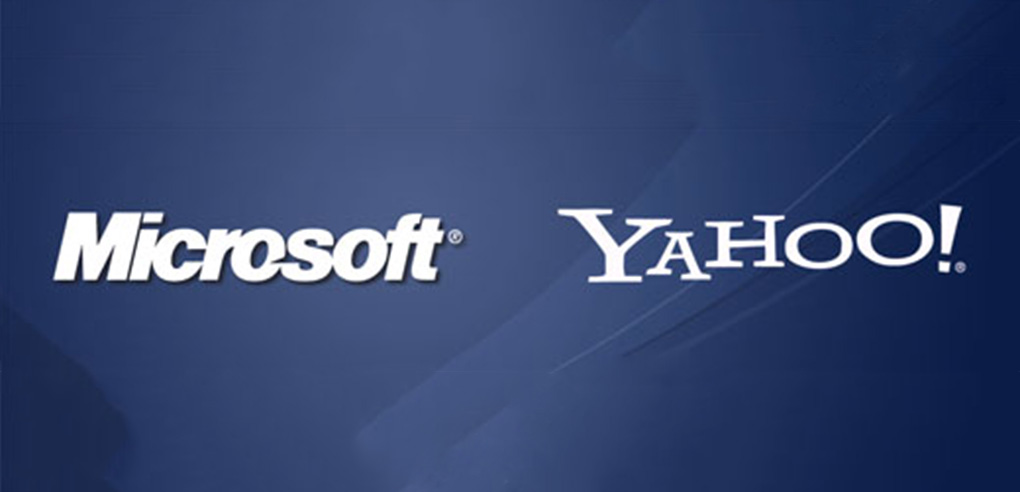 Microsoft and Yahoo! (and Adobe)