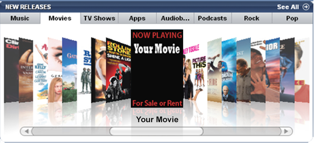 Attention Indie Filmmakers: iTunes May Be Within Your Reach