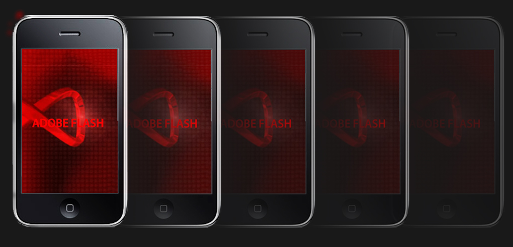 Flash on the iPhone: The Story Behind the Stories