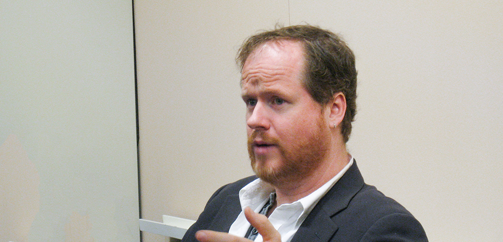 Joss Whedon: Storytelling in Different Media