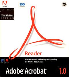 Acrobat Reader 1.0