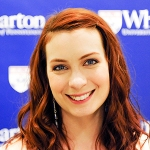 Felicia-Day-at-Wharton-photo-by-Kendall-Whitehouse-300x300
