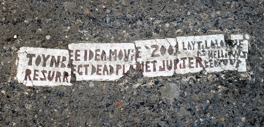 Resurrect Dead: The Mystery of the ToynbeeTiles
