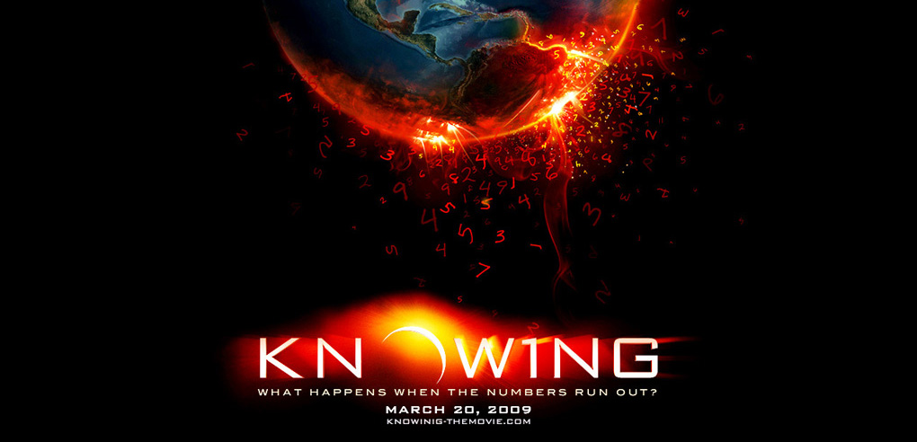 Knowing Alex Proyas's 'Knowing'