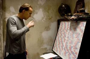 Nicolas Cage in Alex Proyas's 'Knowing'