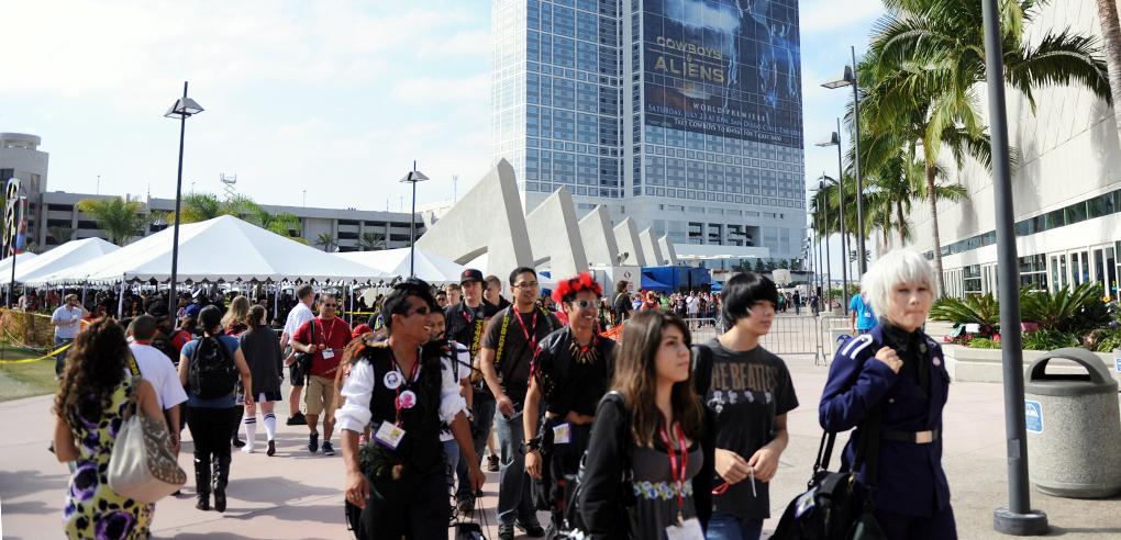 San Diego Comic-Con 2011 inPhotos