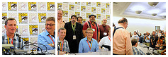 Remembering Jerry Robinson and Joe Simon at San Diego Comic-Con 2012