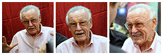 Stan Lee at New York Comic Con 2011
