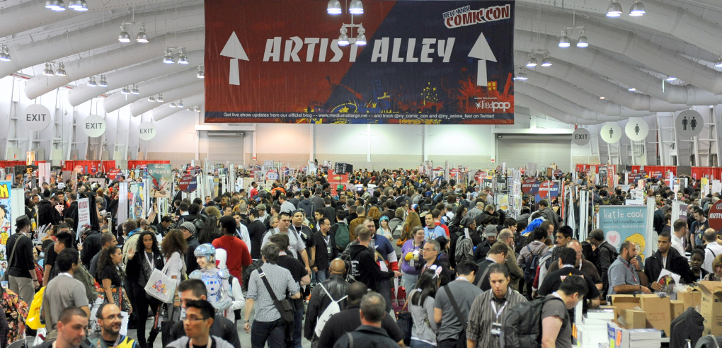 New York Comic Con 2012: Recap and Photo Highlights