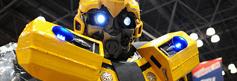 NYCC2012 - Bumblebee Transformer