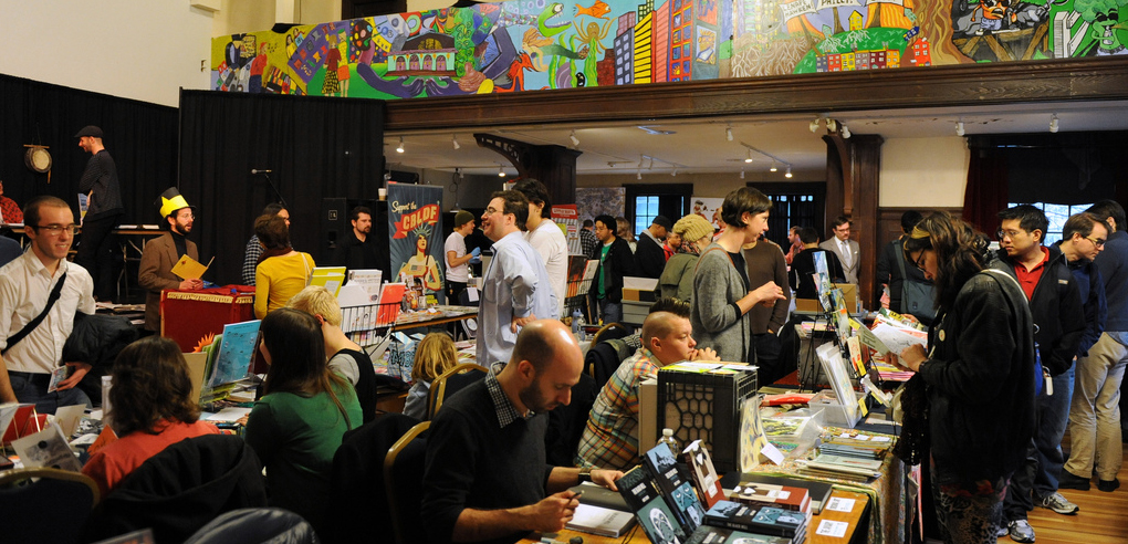 Locust Moon Comics Fest: Philly's Indie Comic Con