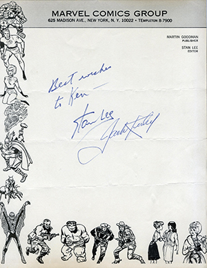 Stan-Lee-Jack-Kirby-Autograph-Kendall-Whitehouse-300x388
