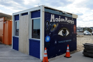 Asbury Park: Madam Marie's - Photo by Kendall Whitehouse