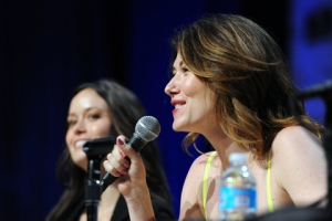 Jewel Staite and Summer Glau