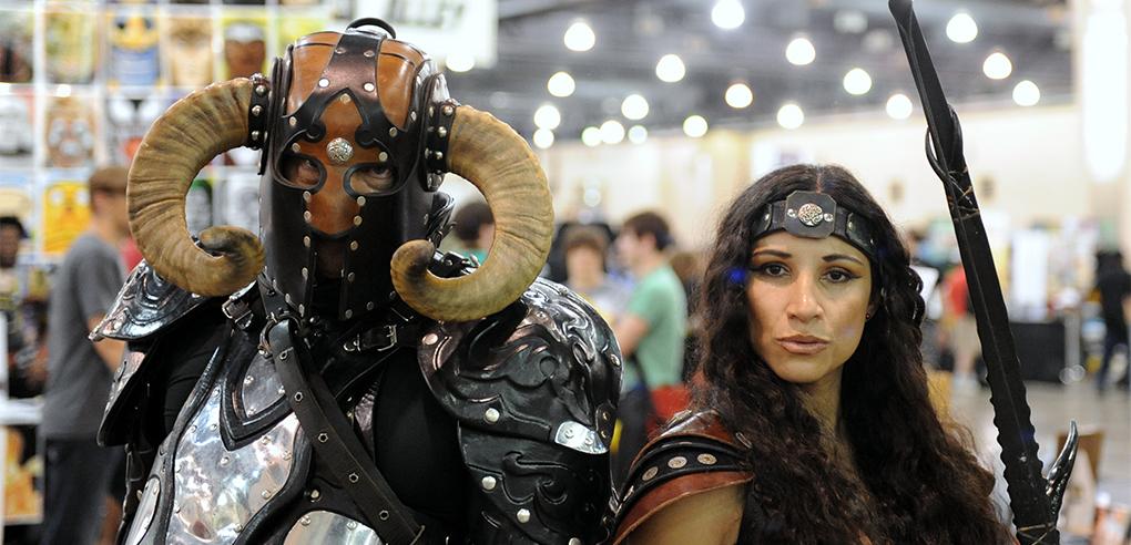 Philadelphia Comic Con 2013: Recap and PhotoHighlights