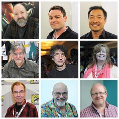 Comic Book Creators