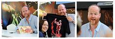 Joss Whedon Signing