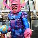 Galactus cosplay