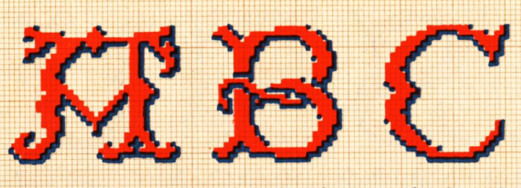 Victorian Font Rasterization