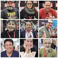 Comics Creators: New York Comic Con 2013