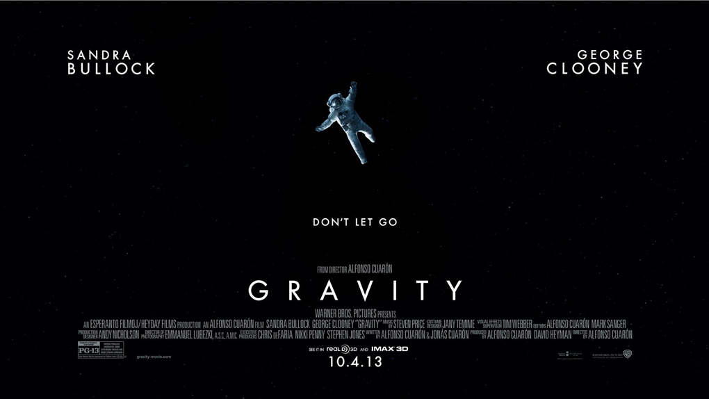 Movie Title Misdirection and Meaning: 'Gravity' and 'CastAway'