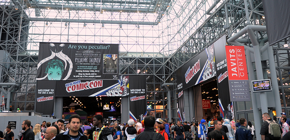 New York Comic Con 2013 and the Twin Peaks of Con Culture
