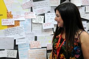 Carrie Goldman: New York Comic Con 2013