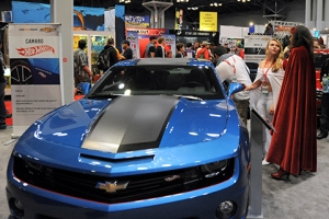 Chevrolet: New York Comic Con 2013