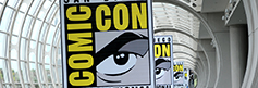 San Diego Comic-Con Logos