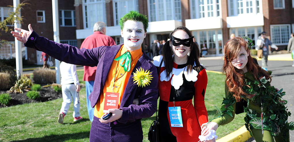 Asbury Park Comic Con 2014: Something Old, Something New, Something for Everyone