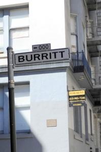 Burritt Street.