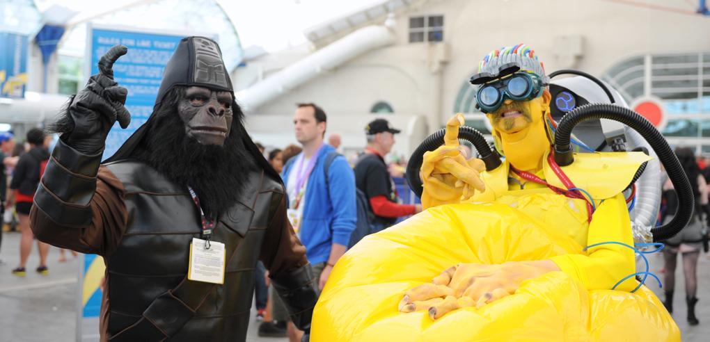 Comic-Con Incognito