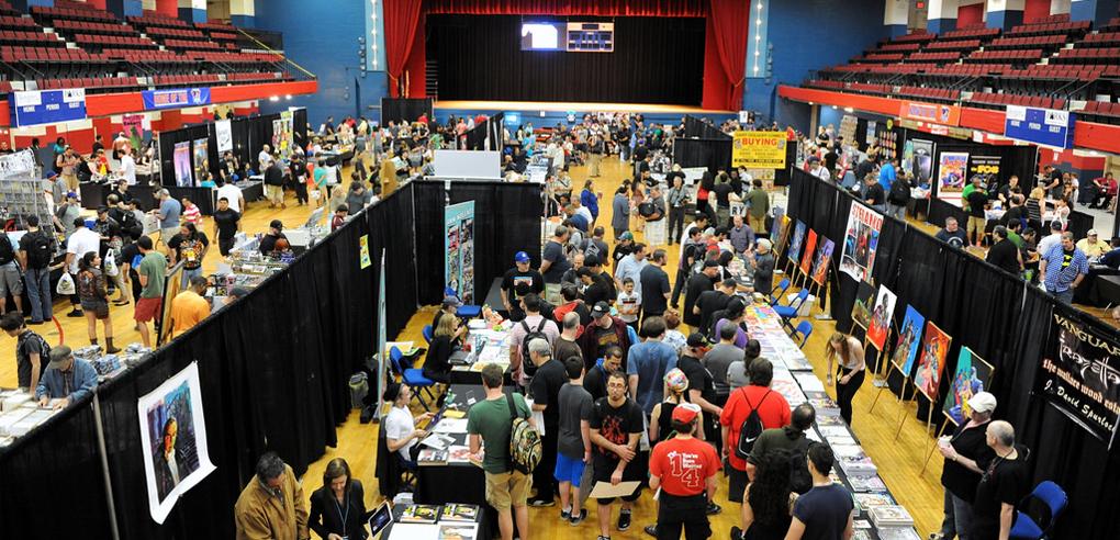 New York Comic Fest 2014: Recap and PhotoHighlights
