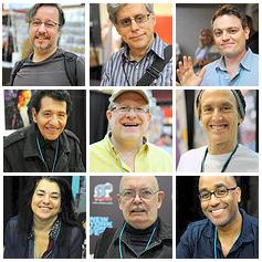 NYCF-2014-Comic-Creators-montage-3x3