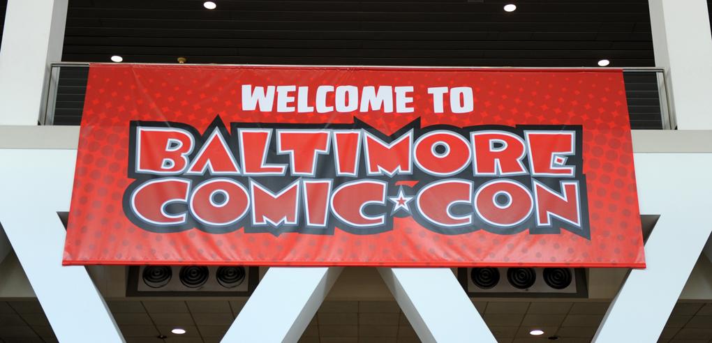 Baltimore Comic-Con 2014