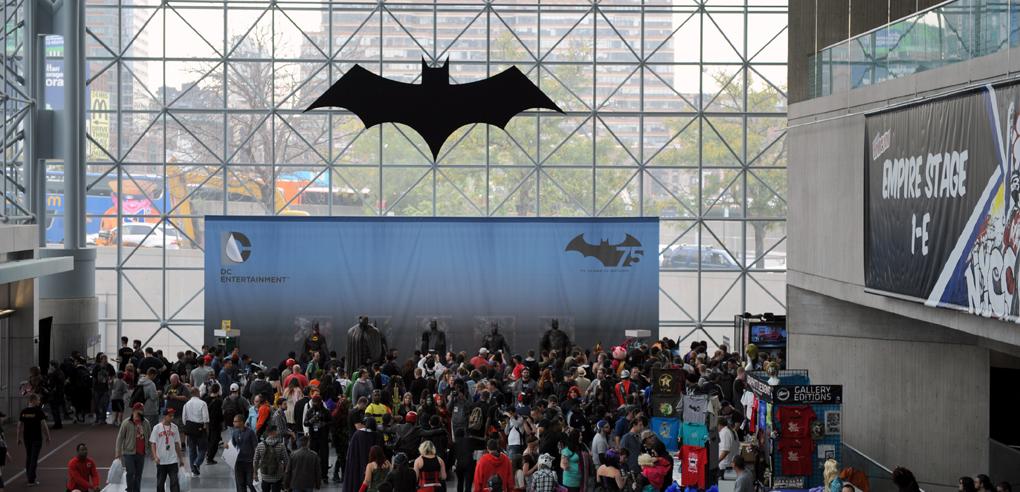 New York Comic Con 2014: Bigger andBetter