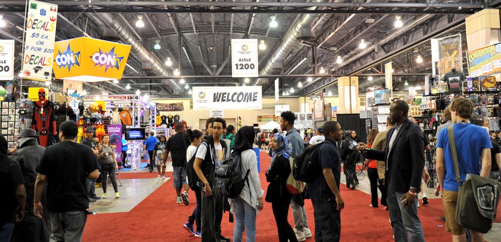 Wizard World Philadelphia Comic Con 2015: Recap and PhotoHighlights