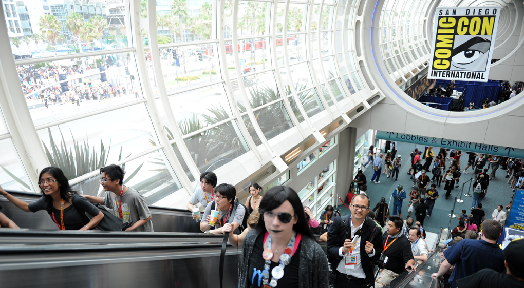 Be a Con-trarian: Go Against the Flow at Comic-Con