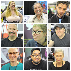 Speciall Edition: NYC - Comics Creators.