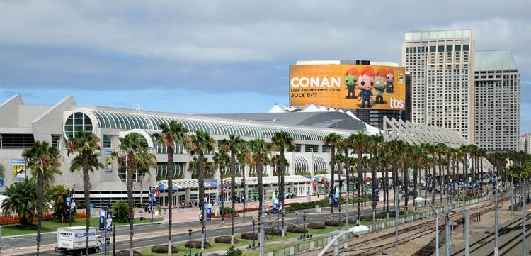 San Diego Comic-Con 2015.
