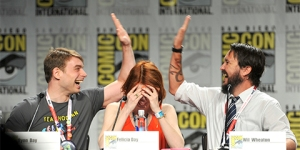 SDCC-2015-Felicia-Day-Ryon-Day-and-Wil-Wheaton-photo-by-Kendall-Whitehouse-480x240