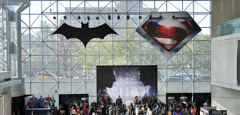 New York Comic Con 2015: Recap and Photo Highlights