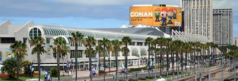 San Diego Comic-Con 2015. Photo by Kendall Whitehouse