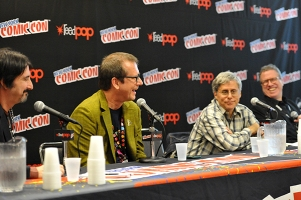 Celebrating Will Eisner and Jack Kirby - New York Comic Con 2016