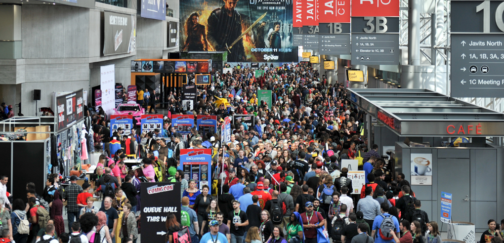 Comic Con Attendance: Numbers, Numbers, and Numbers