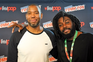 Ta-Nehisi-Coates-Jason-Reynolds-NYCC-2017-photo-by-Kendall-Whitehouse-600x400