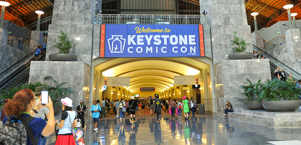 Keystone Comic Con 2018 Debuts in Philly