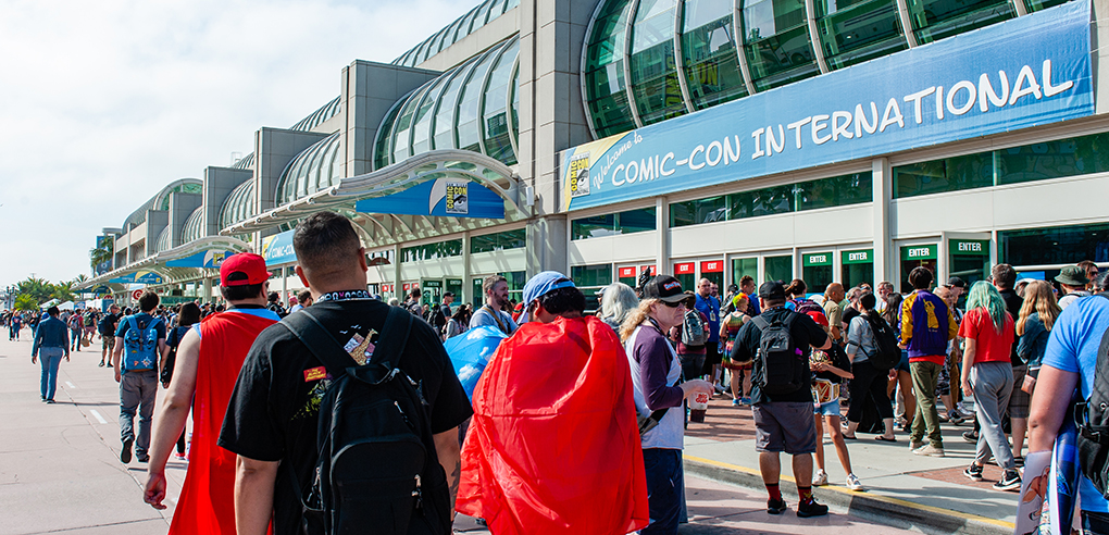 San Diego Comic-Con: Looking Back and Looking Forward