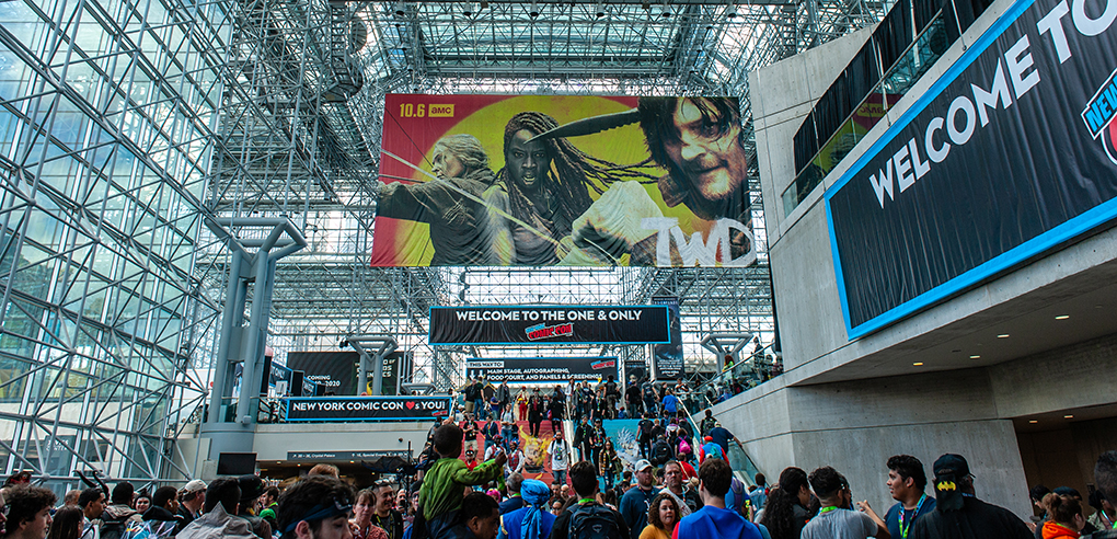 TV Content Dominates at New York Comic Con